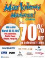 Summer Markdown Madness, March 13 – 17, 2017!