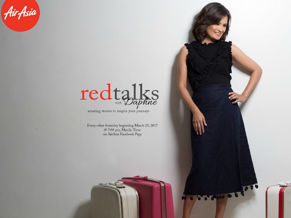Red Talks with Daphne