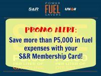 SnR UniOil Fuel Discount Featured Image