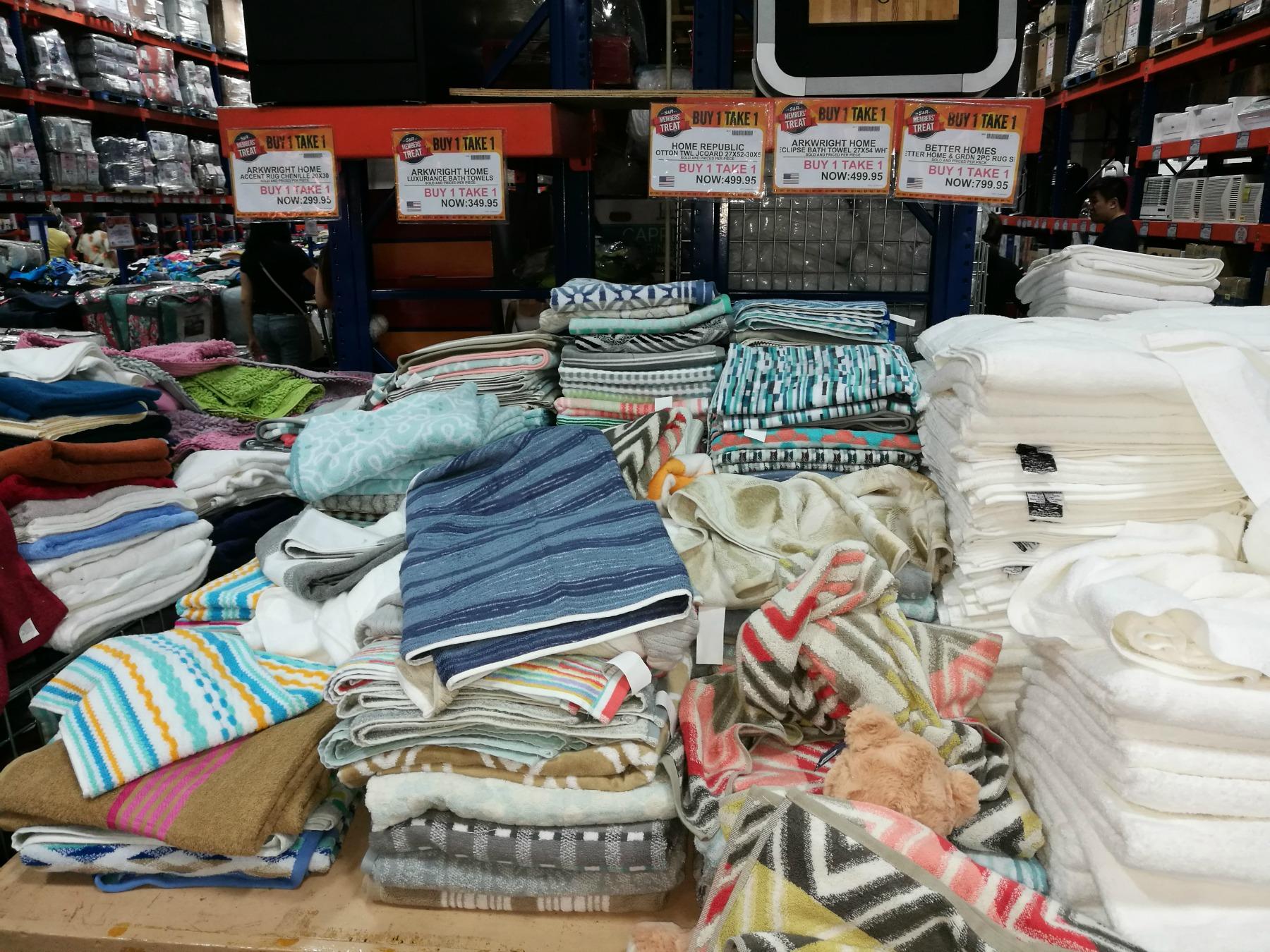 S&R Members Treat 2017 Towels