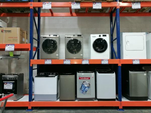 S&R Members Treat 2017 Washing Machines