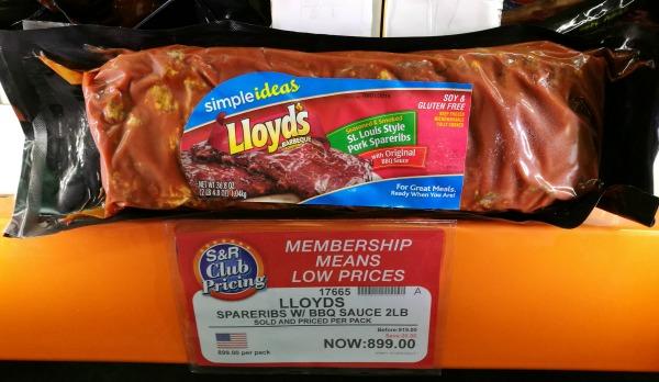 Lloyd's BBQ Ribs