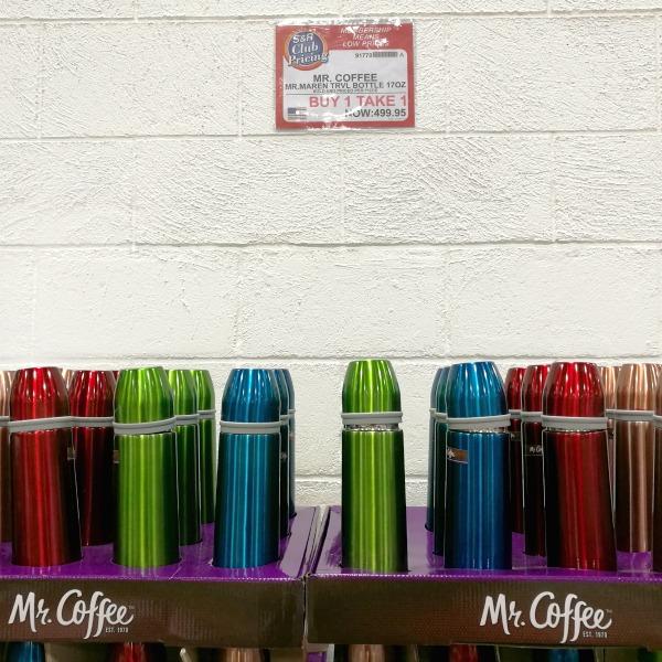 Mr. Coffee Travel Mug Buy 1 Take 1