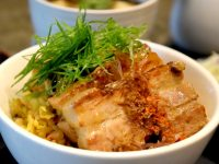 Nikkei Rada Makati Buta no Kakuni Chahan Lunch Set 2