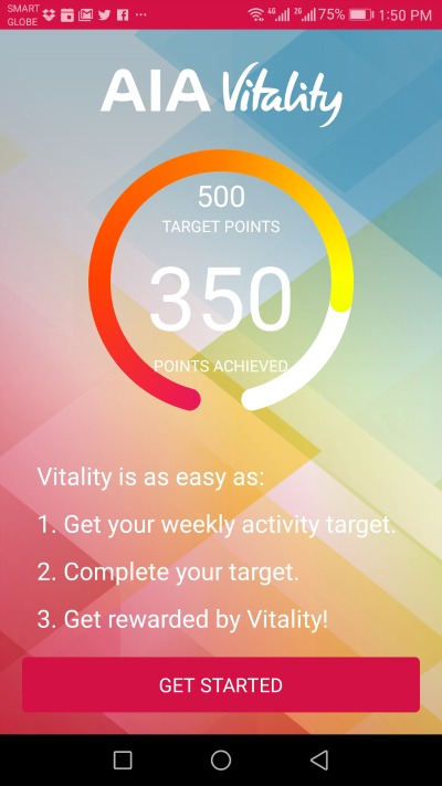 Philam Vitality Active App FAQ