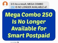 MegaCombo250 No Longer Available Featured Image