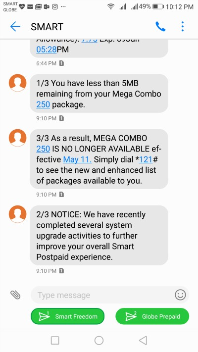 MegaCombo250 No More