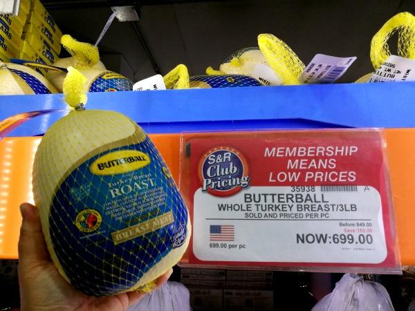 SnR Butterball Turkey Breast
