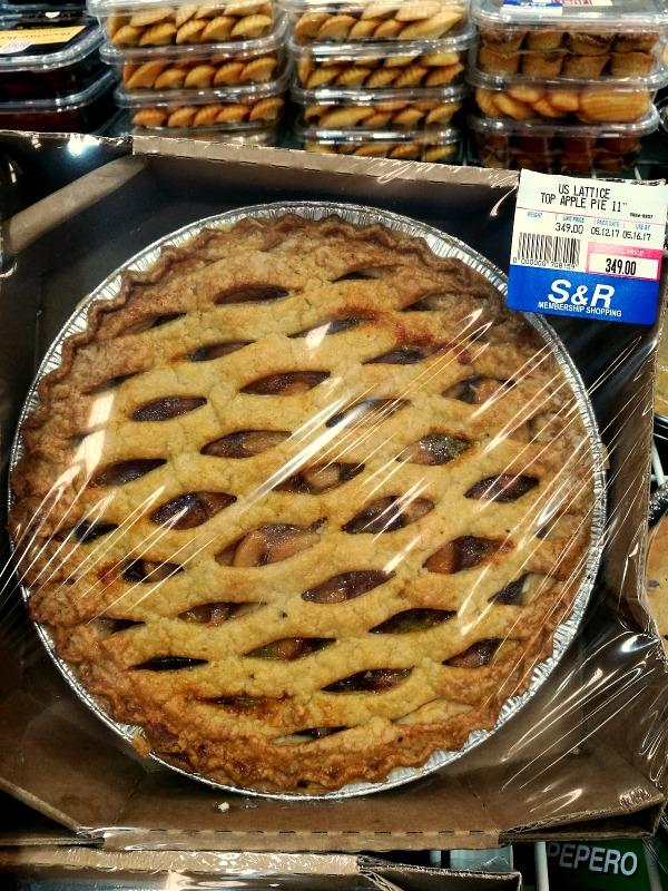 SnR US Lattice Apple Pie