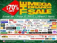 19th MegaBrands Sale Official Poster 3