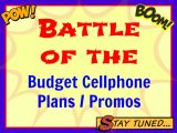 What's the Best Budget Cellphone Plan / Promo 2017?