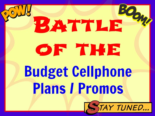 Battle of the Budget Cellphone Plans