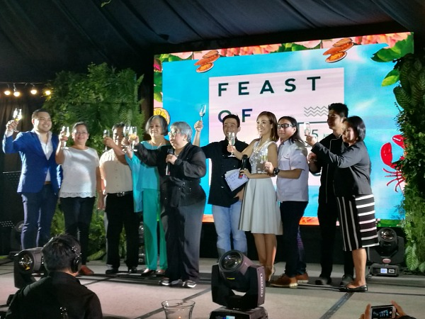 Mida Food Feast of the Pacific 20th Anniversary