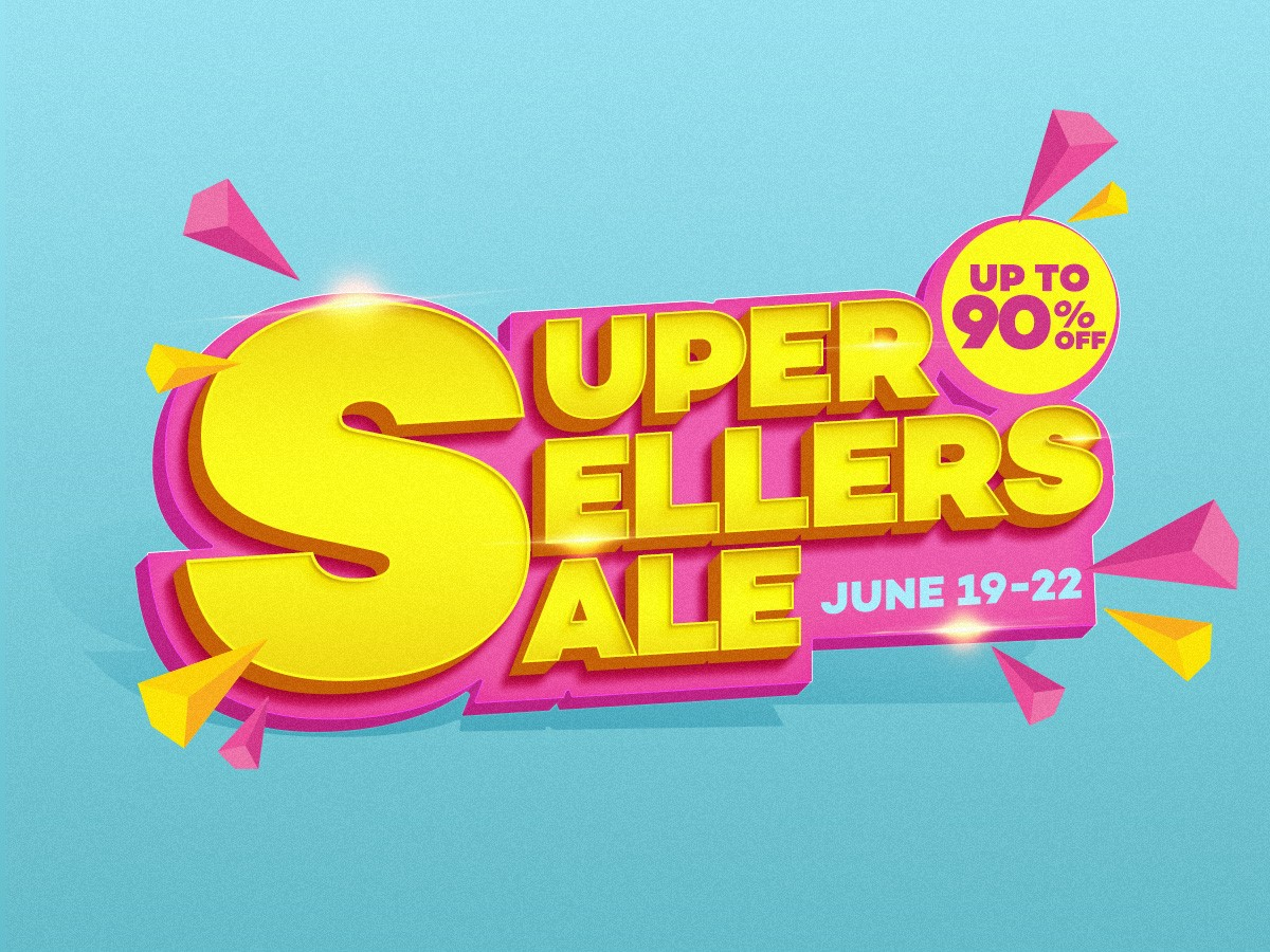 Lazada Super Sellers Sale