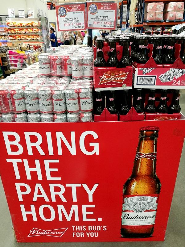 SnR June 2017 Budweiser Buy 1 Take 1