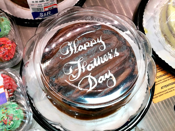 SnR June 2017 Fathers Day Cake