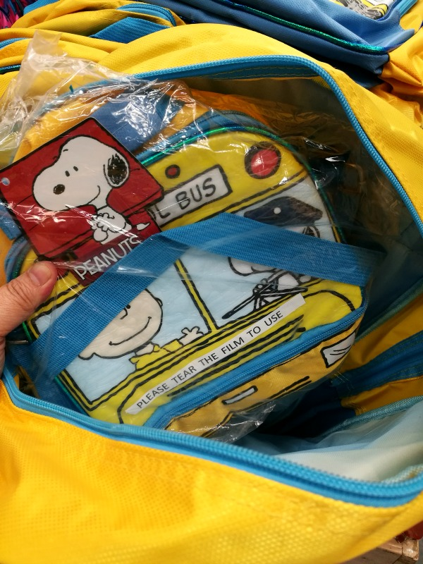 Snoopy-Backpack