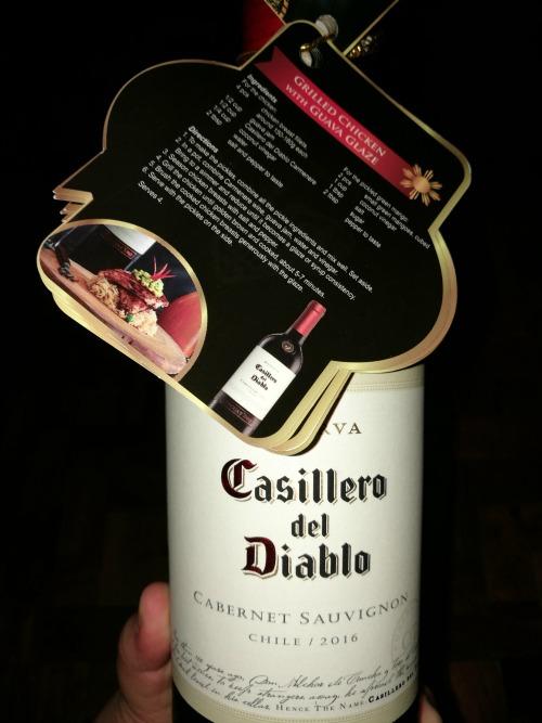 Casillero del Diablo Wines Recipes