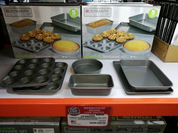 Denmark 5pc Bakeware Set