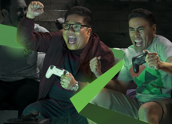 Gamers Jugs Jugueta and Ramon Bautista