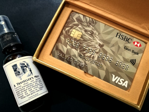 HSBC Gold Visa: Your New Dining Card + 50% OFF Spiral