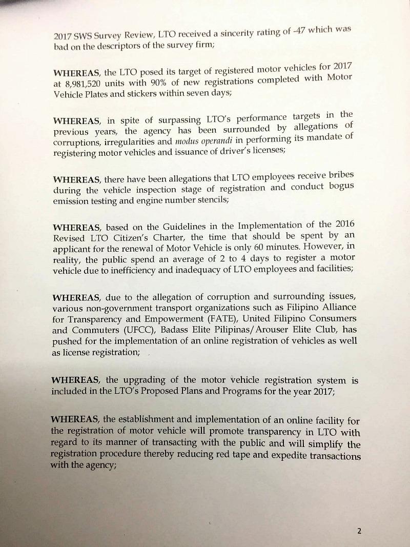 JV Ejercito Online Registration Proposal 2