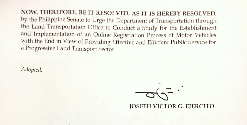JV Ejercito Online Registration Proposal 3