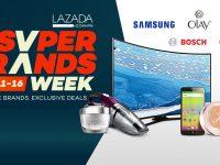 Lazada Super Brands Sale