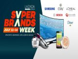 Lazada SUPER BRANDS WEEK SALE Flash Sale Weekend List!