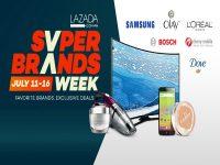 Lazada Super Brands Sale 600x450