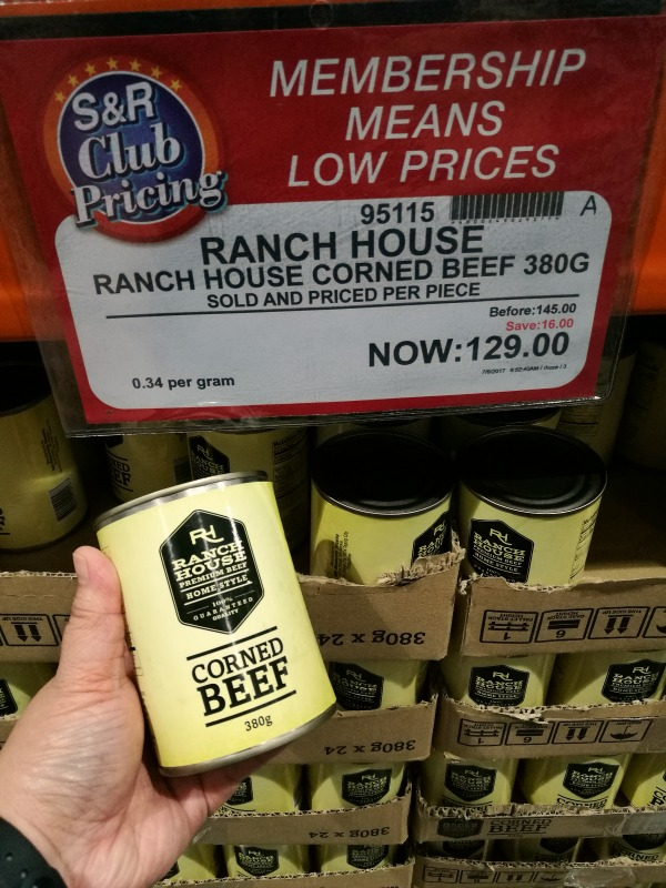 Ranch House Corned Beef