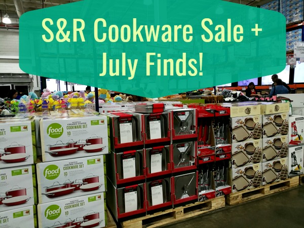 SnR July 2017 Finds