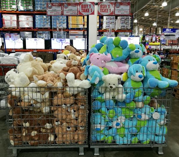 SnR Stuffed Toys Buy 1 Take 1