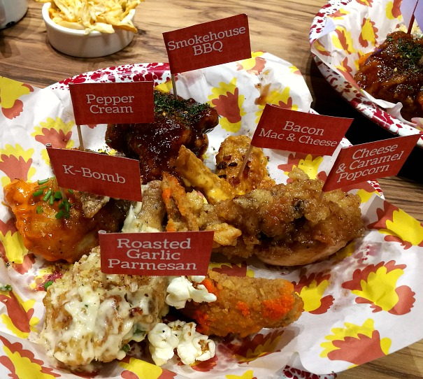 Birdhouse Chicken Wings New Flavors