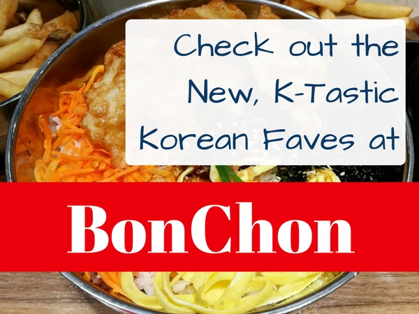 BonChon New KStyle Dishes