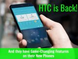 HTC is Back in the Philippines with 4 New Phones + First Look