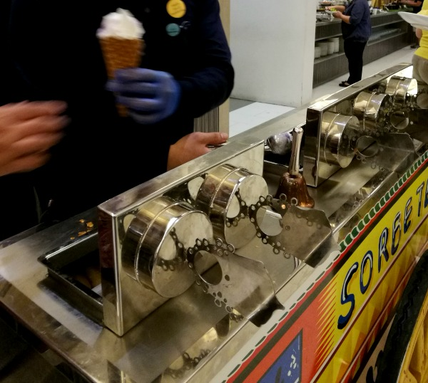 Novotel Street Food Festival Dirty Ice Cream Sorbetero