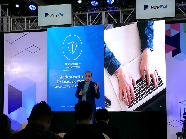 PayPal Freelancer Summit 2017