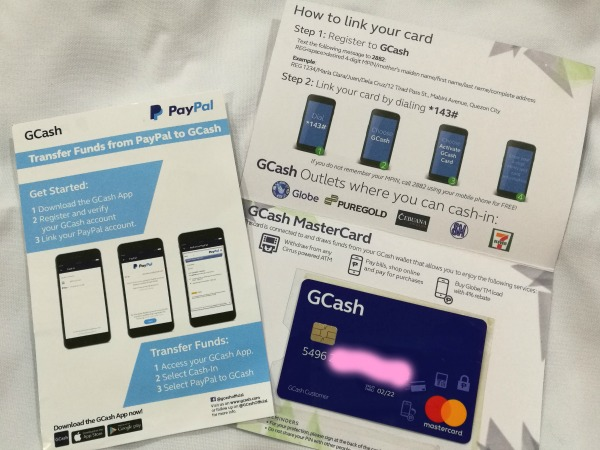 PayPal GCash