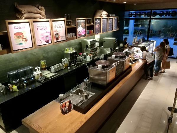 Starbucks O Square Greenhills