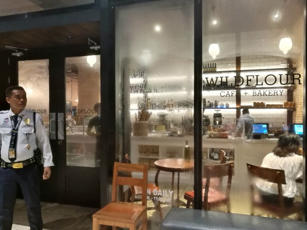 Wildflour Cafe Bakery O Square Greenhills