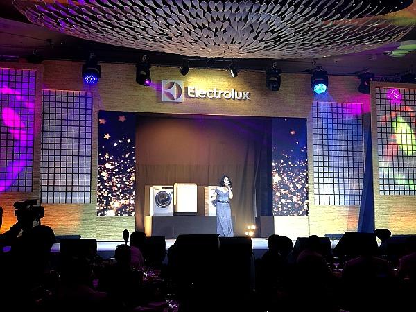 Electrolux 15th Anniversary Gala Pops Fernandez
