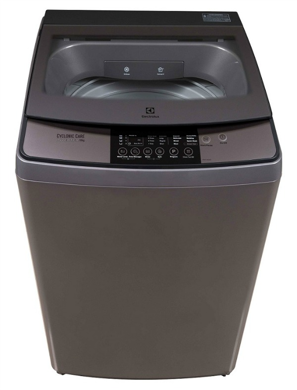 Electrolux Cyclonic Care Top Load EWT165WD