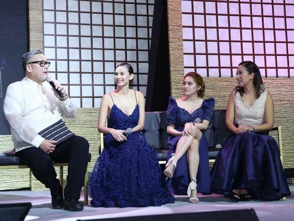 Electrolux FabricCare Brand Ambassadors Rajo Laurel Amina Aranaz Janice Villanueva