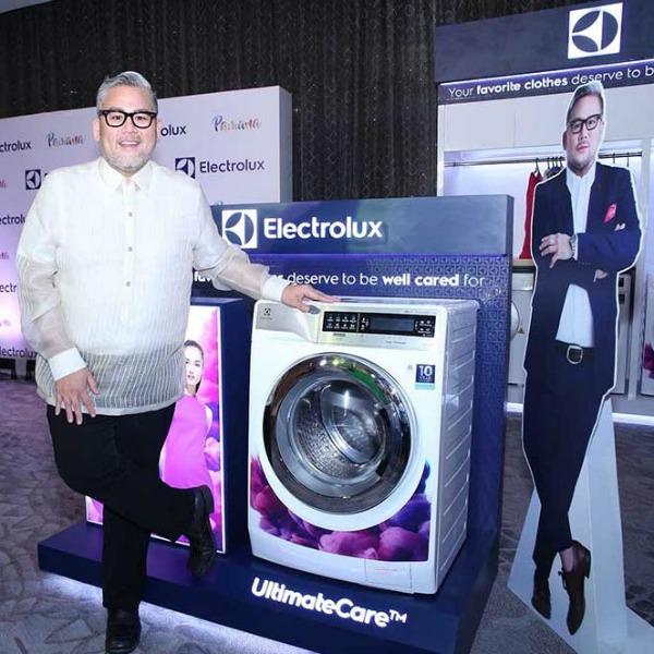 Electrolux FabricCare Brand Ambassadors Rajo Laurel