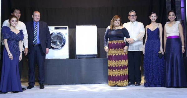 Electrolux Launches UltimateCare Washing Machines