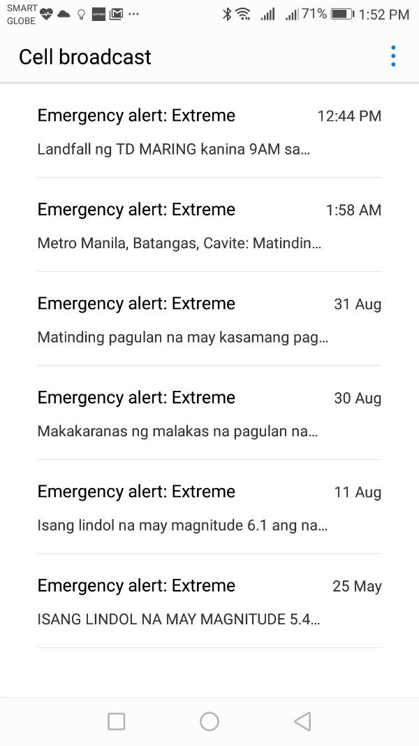 How to Retrieve Emergency Alerts 2