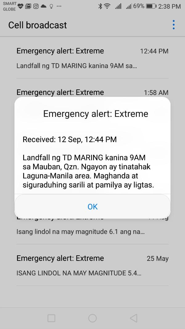 How to Retrieve Emergency Alerts 3