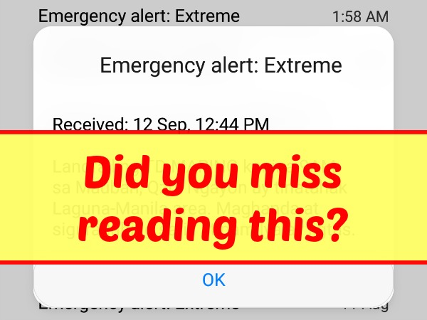 How to Retrieve Emergency Alerts Featured Image
