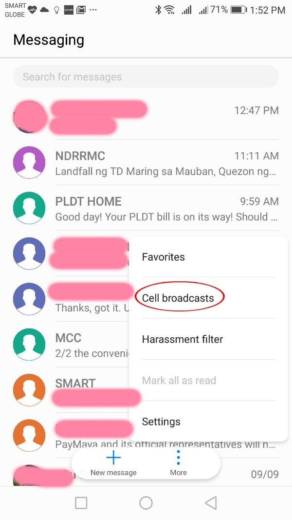 How to Retrieve Emergency Alerts